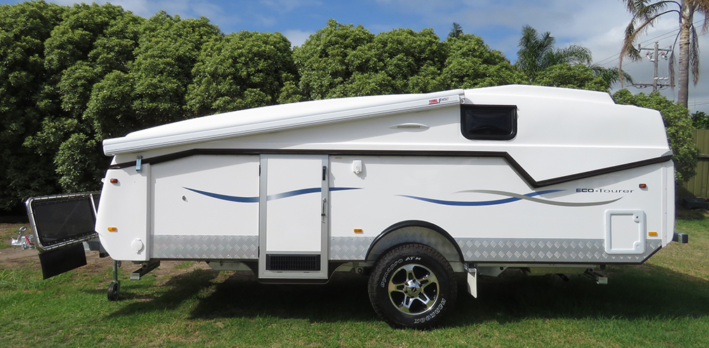 Eco Tourer 510 Hybrid Closed picture